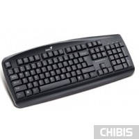 Клавиатура Genius KB110 USB Black CB (31300700113)