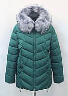 Женская Куртка-Пуховик теплая 19238