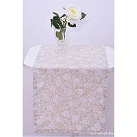 Дорожка столовая Прованс White rose