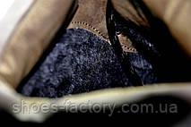 Ботинки мужские Shark кожа, на меху, фото 3