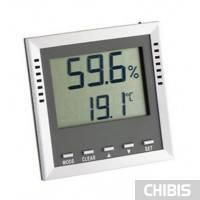 """Термогигрометр TFA """"Klima Guard"""" (305010), 105х105х45 мм."""