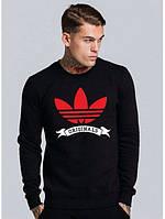 Спортивная кофта Adidas\Адидас Ориджиналс, черная, ф75