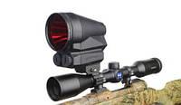 Тактический фонарь LIGHTFORCE для охотничьго ружья, красный LED PRED9X-RED