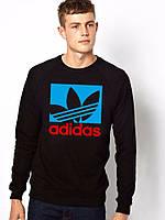Спортивная кофта Adidas\Адидас, черная, универсал, ф84