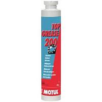 Motul top grease 200 высокотехнологичная универсальная пластичная смазка 400 мл, фото 1