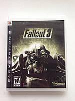 Видео игра Fallout 3 (PS3)