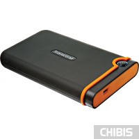 Внешний жесткий диск Transcend StoreJet 2'5 SATA USB 2.0 1TB (TS1TSJ25M2)