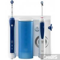 Зубной центр Oral B Braun Professional Care 3000 DLX OxyJet OC 20.535.3X 3 нас.