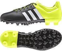 Детские футбольные бутсы Adidas ACE 15.3 FG/AG  LEA