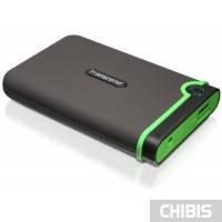 Внешний жесткий диск Transcend StoreJet 2'5 SATA USB 3.0 1TB (TS1TSJ25M3)