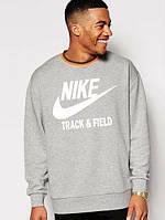 Спортивная кофта Nike Sportswear\Найк Спортсвё, тонкая, серая, ф3996