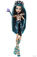 Кукла Монстр Хай Monster High Boo York, Boo York City Schemes Nefera de Nile Doll (Matell)