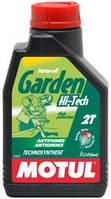 Масло для 2-х тактных двигателей technosynthese Motul garden 2t hi-tech (1l) 102799