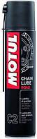 Смазка цепи Motul c2 chain lube road (400ml) 102981