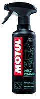 Средство для удаления следов загрязнений мотоциклов Motul e7 insect remover (400ml) 103002