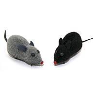 Заводная игрушка Мышка  VVM-4594