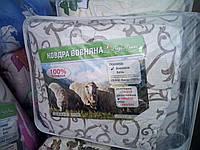 Одеяло на овчине полуторное, двухспальное и евро, размера