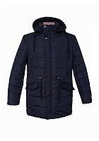 Зимняя мужская куртка 224 черная