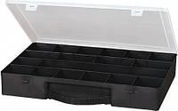Ящик для крепежа (органайзер) 36 x 25 x 5,5 см (шт.) TOPEX (79R163)