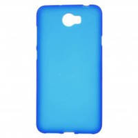 Чехол-накладка Original Silicon Case Huawei Y5 II Blue