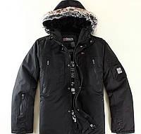 Куртка Geographical Norway. Мужская куртка зима 2016. Зимняя мужская куртка. Стильная курточка.
