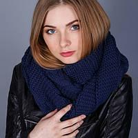 Стильныйснуд (хомут)для девушек крупной вязки из ангорки - Артикул ТХ-1A, фото 1