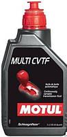 Масло трансмиссионное technosynthese Motul multi cvtf (1l) 105785