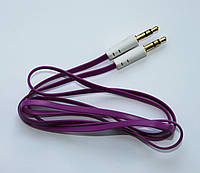 AUX кабель Lite Slim Purple