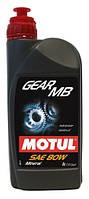 Масло трансмиссионное минеральное Motul gear mb SAE 80 (1l) 105780