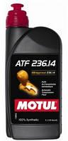 Масло трансмиссионное синтетическое Motul ATF 236.15 (1l) 106954