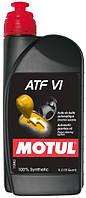 Масло трансмиссионное синтетическое Motul ATF vi (1l) 105774