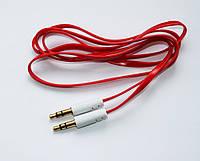 AUX кабель Lite Slim Red