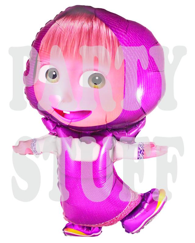 шарики фигуры Маша