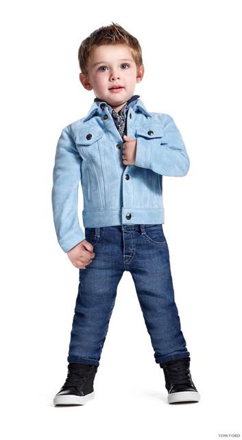 Детская джинсовая одежда для мальчиков оптом