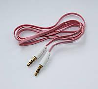 AUX кабель Lite Slim Rose
