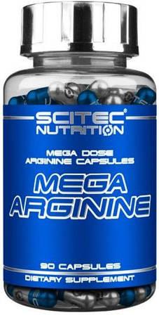 Scitec Nutrition Mega Arginine 90caps
