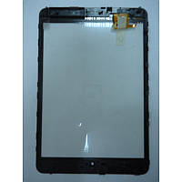"Тач панель Texet TM-7858 3G, 300-L4541J-C00, 8"" 6 pin черная"