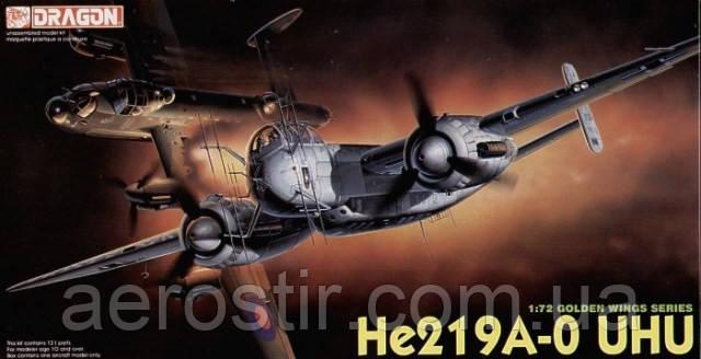 He.219 A-O 'Uho' 1/72 DRAGON 5005