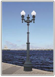 Вуличні ліхтарі Люм'єр