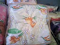 Одеяло в кроватку Бязь
