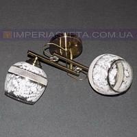 Люстра припотолочная IMPERIA двухламповая LUX-536303