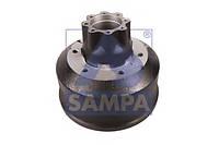 (mega) тормозной барабан (1202) MERCEDES 6733561202, A6733561202; PETERS MAN 01645800