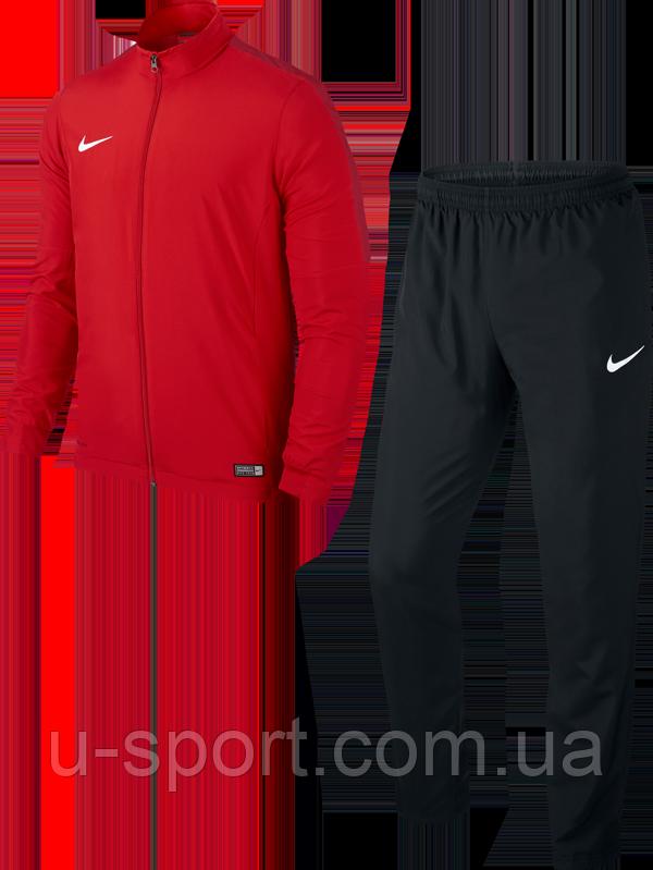 984e03d98f6e Спортивный костюм Nike Academy 16 Woven Tracksuit 2 - Интернет-магазин  мячей U-sport