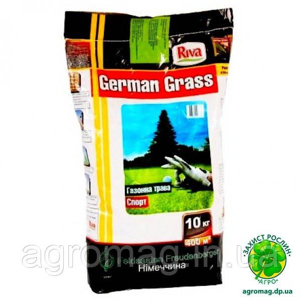 Газонная трава German Grass Игровая 10кг