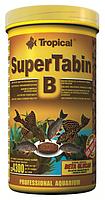 Корм для донных рыб  SuperTabin B 2 кг  таблетиров. корм для донных рыб