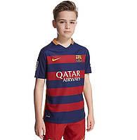 """Детская игровая форма Nike FC Barcelona """"Suarez"""" 2015-16"""