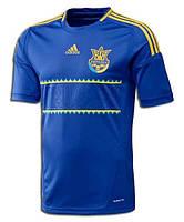 Детская футболка Adidas сборной Украины по футболу