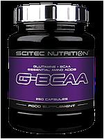 Scitec Nutrition G-BCAA 250caps