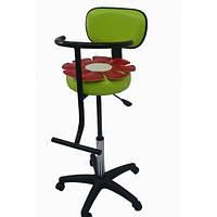Детские парикмахерские кресла с апликацией