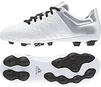 Детские футбольные бутсы Adidas ACE 15.4 FG